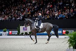 Werth Isabell, GER, Weihegold OLD<br /> LONGINES FEI World Cup™ Finals Paris 2018<br /> © Hippo Foto - Dirk Caremans<br /> 14/04/18