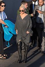 Christina Aguilera at 'Kimmel' - 12 Sep 2018