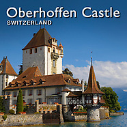 Pictures & Images of Oberhoffen Castle, Lake Thun, Switzerland