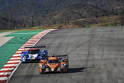 October 22, 2017 - Portimao, PORTUGAL - 22 G-DRIVE RACING (RUS) ORECA 07 GIBSON LMP2 LEO ROUSSEL (FRA) RYO HIRAKAWA (JPN) MEMO ROJAS  (Credit Image: © Panoramic via ZUMA Press)