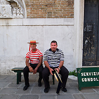 The gondola is a traditional, flat-bottomed Venetian rowing boat, well suited to the conditions of the Venetian lagoon.