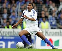Fotball<br /> Bundesliga Tyskland 2004/2005<br /> Foto: Witters/Digitalsport<br /> NORWAY ONLY<br /> <br /> Ailton <br /> Fussballspieler FC Schalke 04