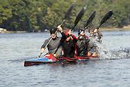 Olympic stile kayak K-4