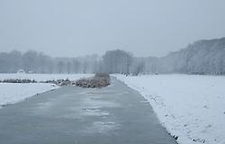 Trompenburgh Winter, koud, cold snow, sneeuw, winter, cold, wit, white