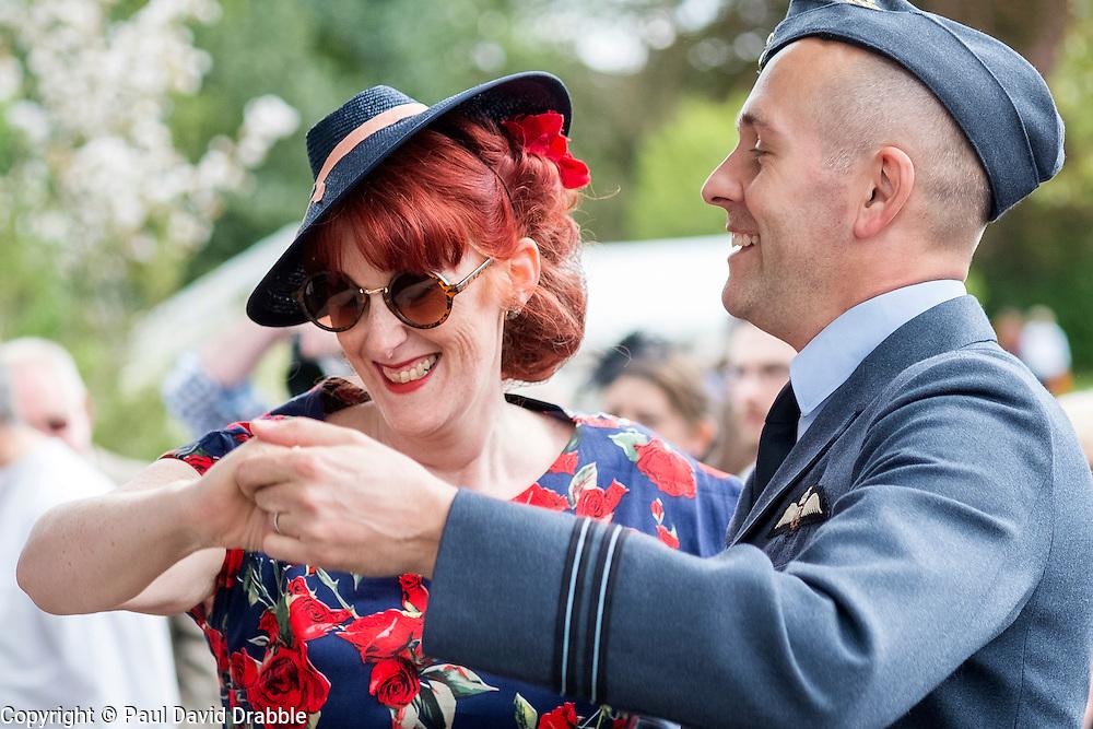 Howarth 1940's Weekend<br />  14 May 2016<br />  Copyright Paul David Drabble<br />  www.pauldaviddrabble.co.uk