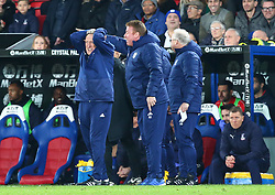December 26, 2018 - London, England, United Kingdom - London, England - 26 December, 2018.Cardiff City manager Neil Warnock .during English Premier League between Crystal Palace and Cardiff City at Selhurst Park stadium , London, England on 26 Dec 2018. (Credit Image: © Action Foto Sport/NurPhoto via ZUMA Press)