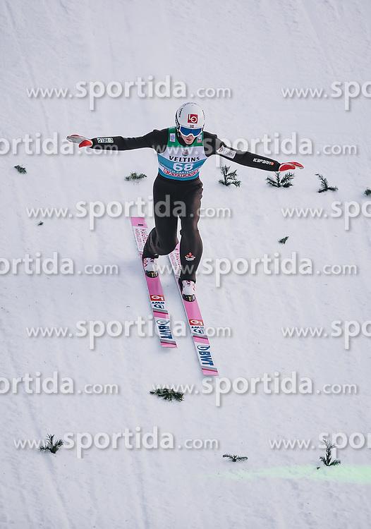 31.12.2019, Olympiaschanze, Garmisch Partenkirchen, GER, FIS Weltcup Skisprung, Vierschanzentournee, Garmisch Partenkirchen, Qualifikation, im Bild Daniel Andre Tande (NOR) // Daniel Andre Tande of Norway during his qualification Jump for the Four Hills Tournament of FIS Ski Jumping World Cup at the Olympiaschanze in Garmisch Partenkirchen, Germany on 2019/12/31. EXPA Pictures © 2019, PhotoCredit: EXPA/ JFK