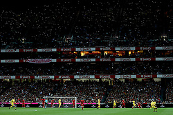 March 22, 2019 - Lisbon, Portugal - General view during the UEFA EURO 2020 group B qualifying football match Portugal vs Ukraine, at the Luz Stadium in Lisbon, Portugal, on March 22, 2019. (Credit Image: © Pedro Fiuza/NurPhoto via ZUMA Press)