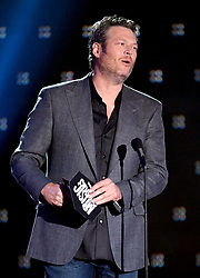 NASHVILLE, TN - JUNE 7: Blake Shelton appears on the 2017 CMT Music Awards at the Music City Center on June 7, 2017 in Nashville, Tennessee. (Photo by Laura Farr/PictureGroup) *** Please Use Credit from Credit Field ***