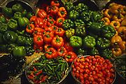 Vegetable market, Vancouver, Canada<br />