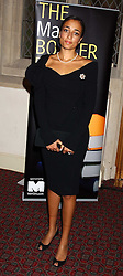 Writer ZADIE SMITH a finalist in the 2005 Man Booker Prize at a dinner to announce the 2005 Man Booker Prize held at The Guilhall, City of London on 10th October 2005.<br /><br />NON EXCLUSIVE - WORLD RIGHTS
