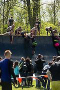 Tough Mudder - May 2012 - Northamptonshire - Slippery Slope