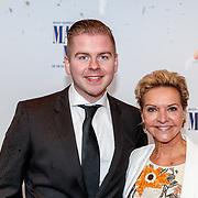 NLD/Utrecht/20180923 - Premiere Mamma Mia, Marisca van Kolck en .....