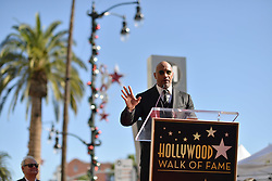 Dwayne Johnson aka The Rock is honored with a star on the Hollywood Walk of Fame on December 13, 2017 in Los Angeles, California. Photo by Lionel Hahn/ABACAPRESS.COM