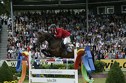 Lansink Jos-Shutterfly<br /> World Equestrian Games Aachen 2006<br /> Photo © Hippo Foto