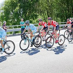 08-05-2016: Wielrennen: Giro: Arnhem<br />ARNHEM (NED) wielrennen<br />De tweede etappe van de voerde het peloton door de over Betuwe en de Liemers. Nibali, Greipel