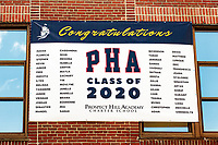 Prospect Hill Academy Charter School 2020 Commencement Celebration on June 26, 2020.