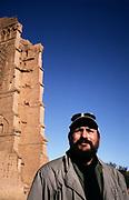 Rachid Baba at  the Mansourah Tlemcen Algeria