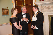The Hon Mrs Drummond-Herdman; GILES HERDMAN; THE LORD MAYOR OF LONDON, The National Trust for Scotland Mansion House Dinner. Mansion House, London. 16 October 2013