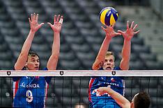 20190913 NED: EC Volleyball 2019 Czech Republic - Ukraine, Rotterdam