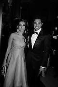 ADITYA MITTAL; Alexander McQueen: Savage Beauty Gala, Victoria and Albert Museum, and A. 12th March 2015