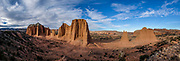 Panorama of the Monoliths.