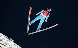 11.12.2016, Lysgards Schanze, Lillehammer, NOR, FIS Weltcup Ski Sprung, Lillehammer, im Bild Sevoie Vincent Descombes (FRA) // Sevoie Vincent Descombes of France // during Mens Skijumping of FIS Skijumping World Cup at the Lysgards Schanze in Lillehammer, Norway on 2016/12/11. EXPA Pictures © 2016, PhotoCredit: EXPA/ Tadeusz Mieczynski