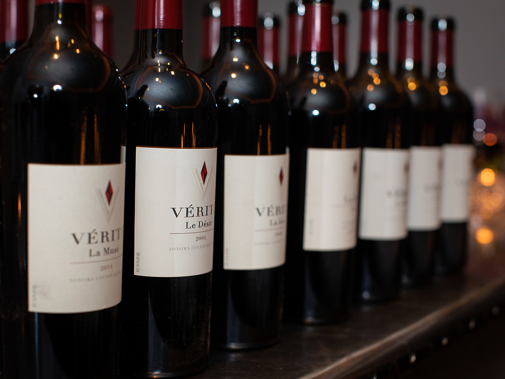 New York, NY - September 29, 2021: The Verite 2018 Vintage Media Dinner at Eleven Madison Park. <br />  <br /> Photos by Clay Williams.<br /> <br /> © Clay Williams / http://claywilliamsphoto.com