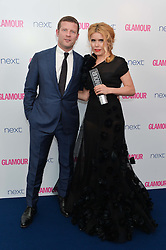 DERMOT O'LEARY and PALOMA FAITH at the Glamour Women of The Year Awards in Association with Next held in Berkeley Square Gardens, Berkeley Square, London on 3rd June 2014.
