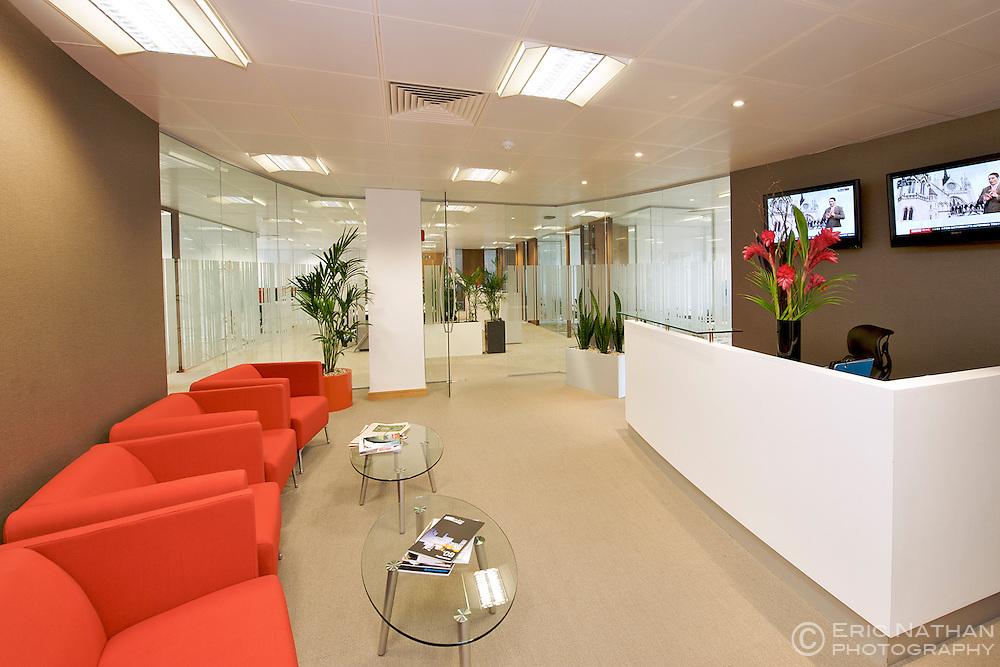 Dangote Global Services Ltd offices, 75 Davies Street, London W1.