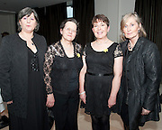 Something to sing about singers Pauline Collins, Anna Roche and Betty O'Flaherty who took part in the Choir Factor 2014 in the Radisson blu Hotel, Galway in aid of SCCUL Sanctuary at Kilcuan, Clarinbridge . Photo:Andrew Downes.