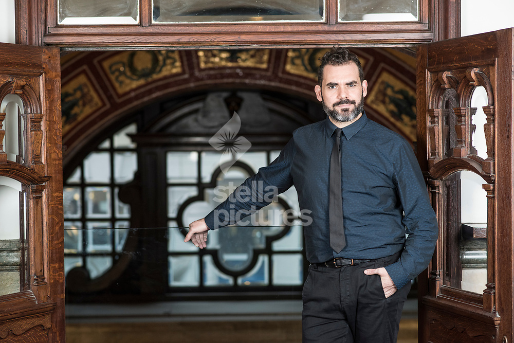 Daniel Kramer, American-born theatre, opera and dance director and currently Artistic Director, programming from 2018/2019 for English National Opera.<br /> Picture by Daniel Hambury/@stellapicsltd 07813022858<br /> 09/03/2018