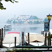 Lake Orta + Orta San Giulio, Italy