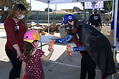 MLB-Los Angeles Dodgers Foundation Halloween Giveaway-Oct 30, 2020