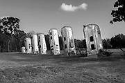 Florida / Dover / Interstate 4 / Airstream Ranch / Buried Airstream Travel Trailers / Roadside Art /<br /> Cadillac Ranch