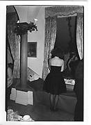 Venetia Longin. Cassian de Vere Cole party. Salisbury. 1987.  *** Local Caption *** -DO NOT ARCHIVE-© Copyright Photograph by Dafydd Jones 66 Stockwell Park Rd. London SW9 0DA Tel 020 7733 0108 www.dafjones.com