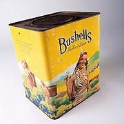 Old Bushells Tea Tin