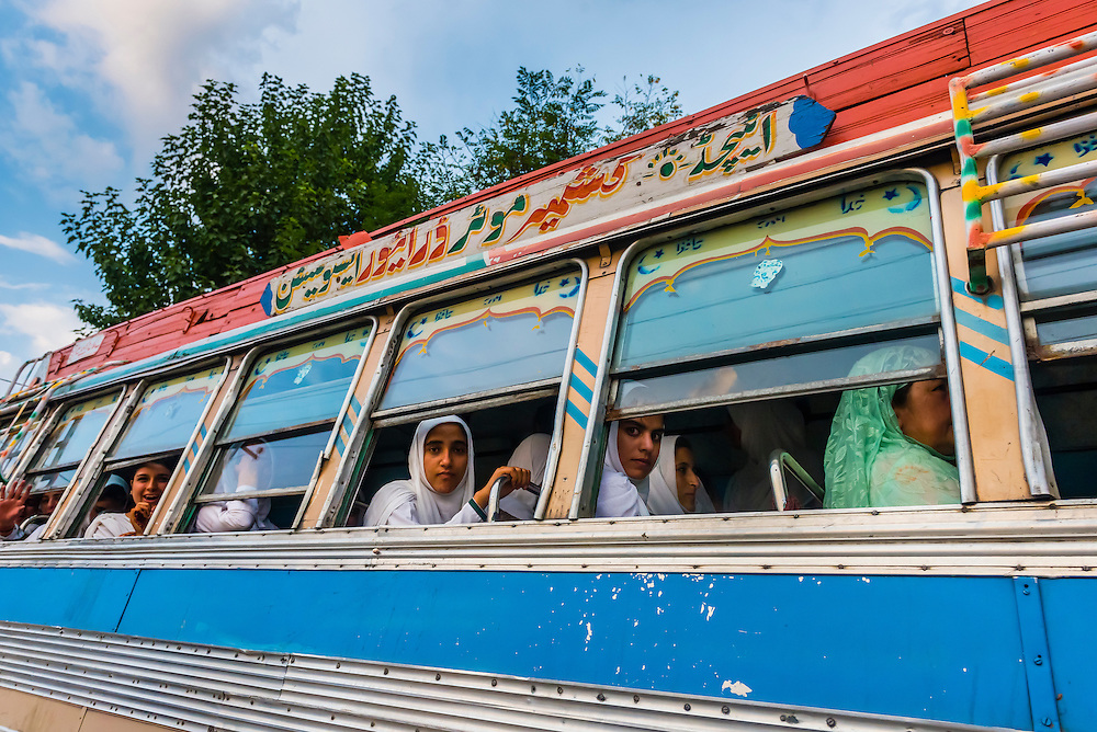 Srinagar, Kashmir, Jammu and Kashmir State; India.