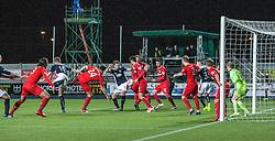 Falkirk's Will Vaulks. Falkirk 1 v 1 Rangers, Scottish Championship game played 27/2/2014 at The Falkirk Stadium .