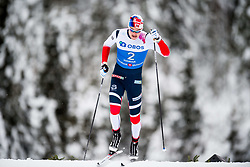 January 11, 2018 - GSbu, NORWAY - 180111 Torgeir Sulen Hovland competes in the men's sprint classic technique qualification during the Norwegian Championship on January 11, 2018 in GÅ'sbu..Photo: Jon Olav Nesvold / BILDBYRN / kod JE / 160127 (Credit Image: © Jon Olav Nesvold/Bildbyran via ZUMA Wire)