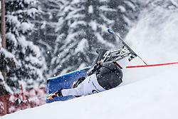 Wallner Simon of Austia during Slalom race at 2019 World Para Alpine Skiing Championship, on January 23, 2019 in Kranjska Gora, Slovenia. Photo by Matic Ritonja / Sportida
