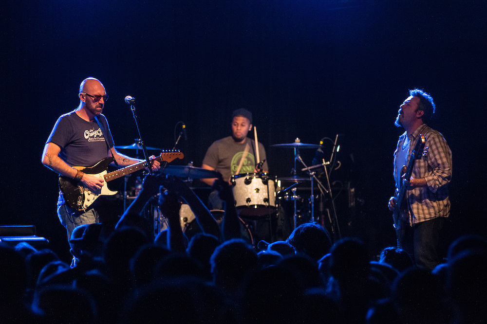 Corey Smith with Antwane McMullin and Kris Dale