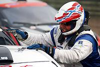 Motor<br /> Foto: DPPI/Digitalsport<br /> NORWAY ONLY<br /> <br /> MOTORSPORT - EUROPEAN RALLYCROSS 2009 - MAASMECHELEN (BEL) - 08 TO 09/08/09 <br /> <br /> SVERRE ISACHSEN (NOR) - FORD FOCUS WRC - AMBIANCE - PORTRAIT