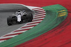 June 30, 2018 - Spielberg, Austria - LANCE STROLL of Williams Martini Racing drives during practice session of the 2018 FIA Formula 1 Austrian Grand Prix at the Red Bull Ring in Spielberg, Austria. (Credit Image: © James Gasperotti via ZUMA Wire)