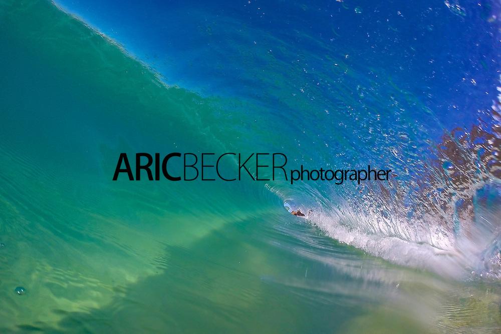 Shore Break at Big Beach on Maui