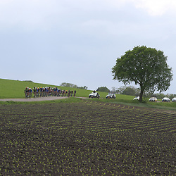 14-05-2016: Wielrennen: Ronde van Overijssel: Rijssen    <br />RIJSSEN (NED) wielrenne<br />Met 64 edities is de ronde van Overijssel een van de oudste wielerkoersen in Nederland. Peloton passeerde de Apenberg