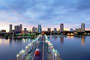 Florida, Saint Petersburg, Skyline, Tampa Bay, Pier, Pinellas County