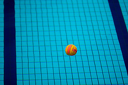 05-01-2008 WATERPOLO: EKT NEDERLAND - SERVIE: AMSTERDAM<br /> Servie werd met 29-4 overklast / Ballen lijnen doel creative illustratief waterpolo<br /> ©2007-WWW.FOTOHOOGENDOORN.NL