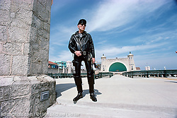 Old Guard, Daytona Beach, FL. 1986<br /> <br /> Limited Edition Print from an edition of 50. Photo ©1986 Michael Lichter.