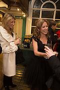 NATALIE LIVINGSTONE; ALLIE ESIRI Allie Esiri's The Love Book launch party , Daunt Books <br /> 83 Marylebone High Street, London. 5 February 2014